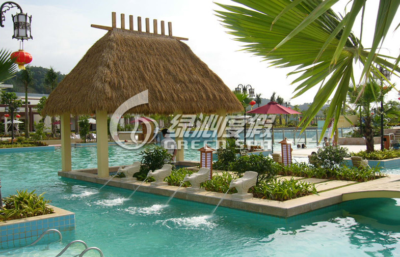 Amusement Park / SPA Artificial Swimming Pools Design for Kids and Adults Summer Entertainment